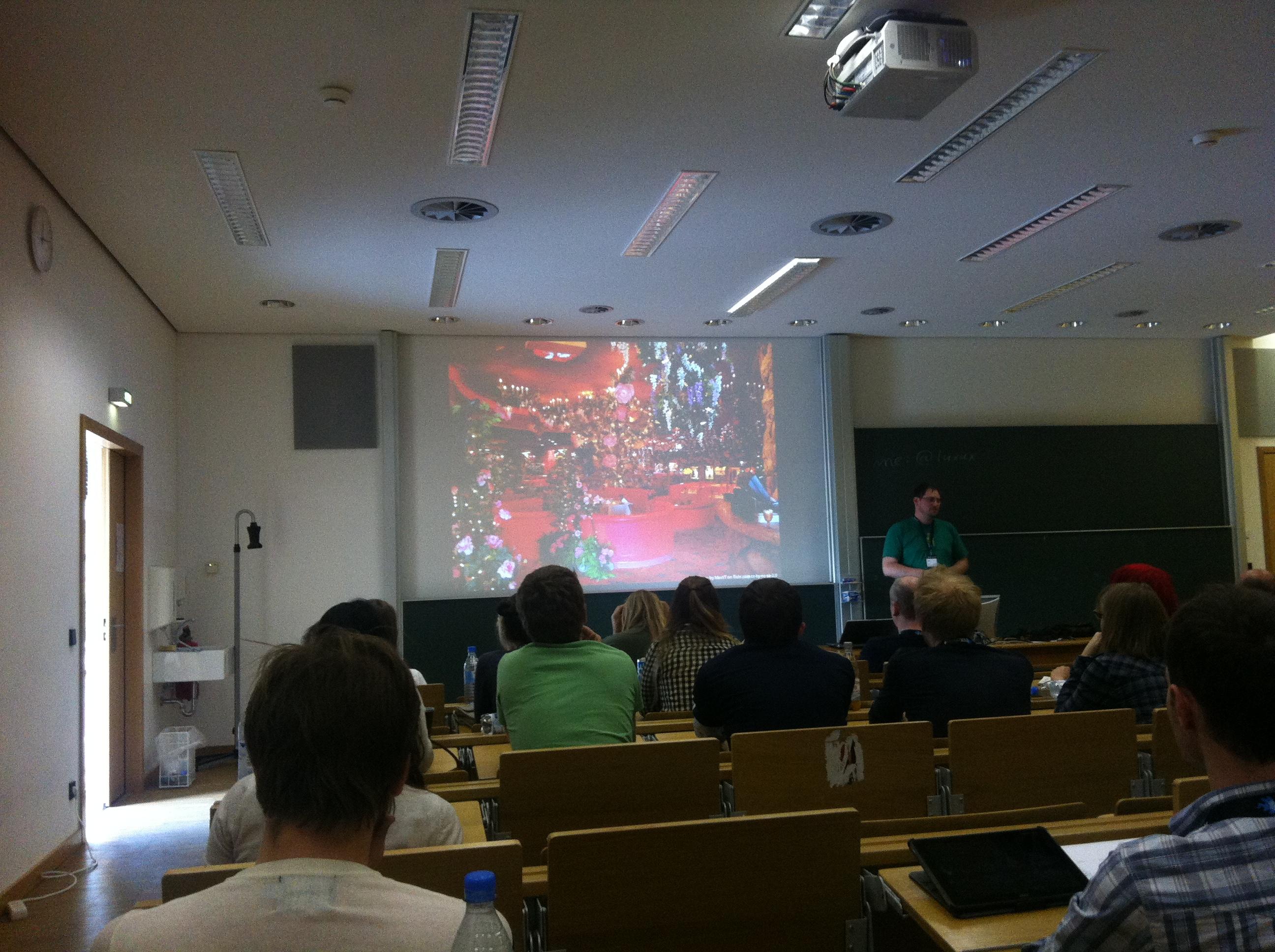 UXcamp Europe 2013 - Lutz Schmitt