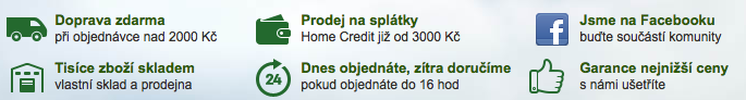Prezentace konkurenčních výhod - chytapust.cz