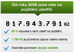 epojisteni.cz - statistická důvěryhodnost