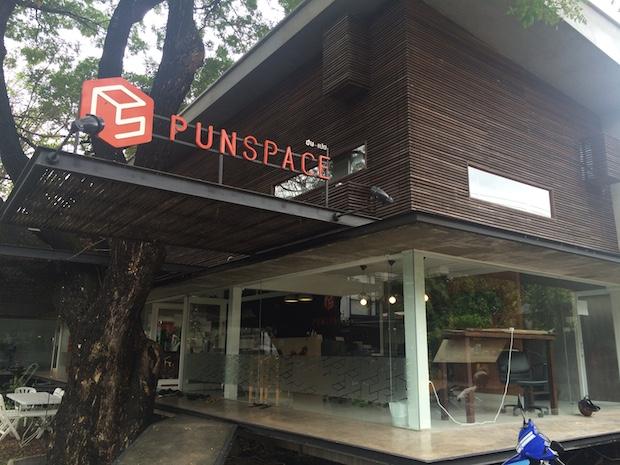Thajsko Punspace