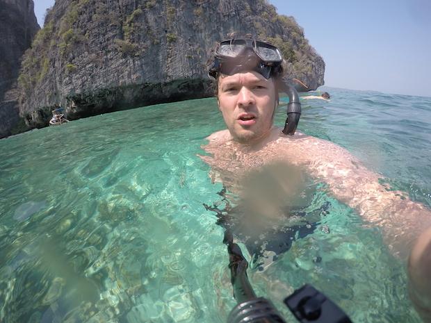 Thasjko potápění
